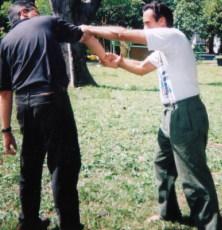 tecnicas de defensa personal